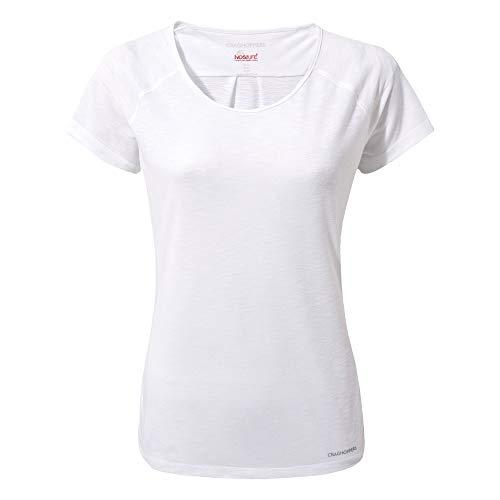 Craghoppers NosiLife Harbour Kurzarm Top Shirt Women -...