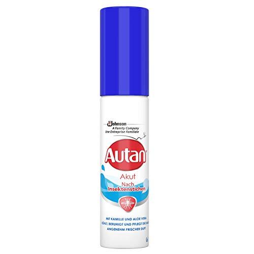 Autan Akut für Insektenstiche, Aloe Vera Gel für Körper &...