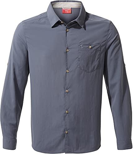 Craghoppers NosiLife Nuoro Langarm Shirt Men - Wanderhemd