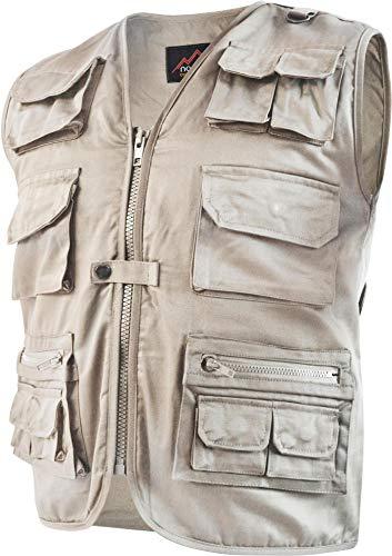 normani Outdoor Weste Safari mit vielen praktischen Taschen...