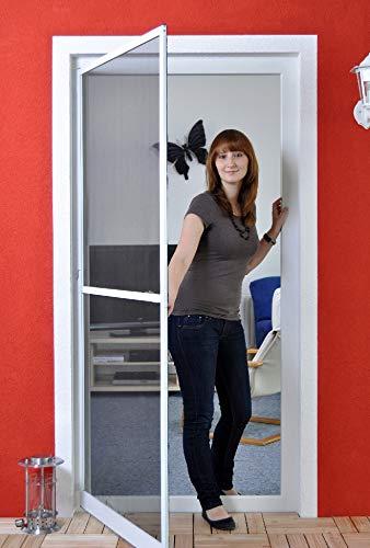 Premium Slim PLUS Fliegengitter für Tür