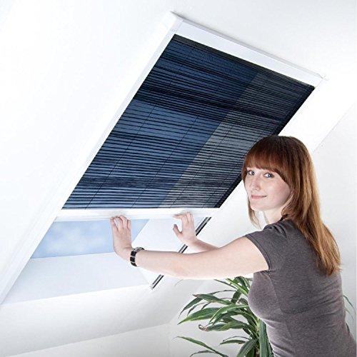 Fliegengitter Plissee für Dachfenster