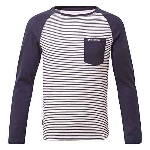 Craghoppers Boys Nosi Life Lorenzo Long Sleeve T Shirt
