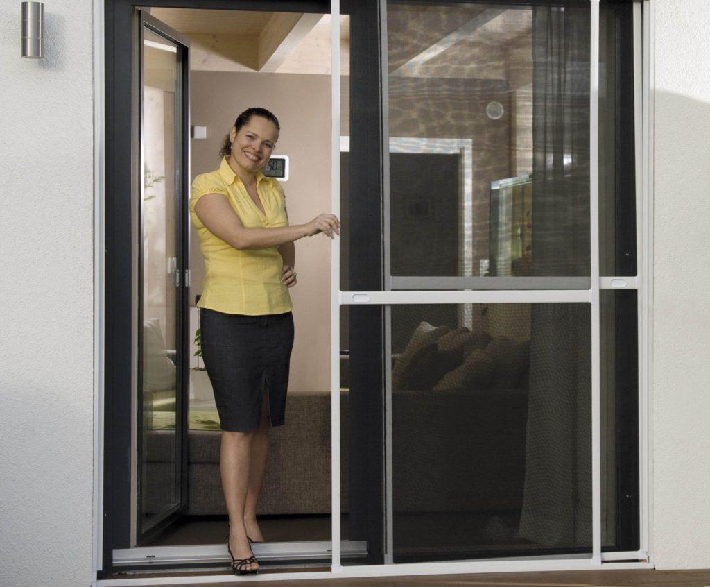 Insektenschutz Balkontüren