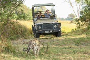 Kleidung für Safari