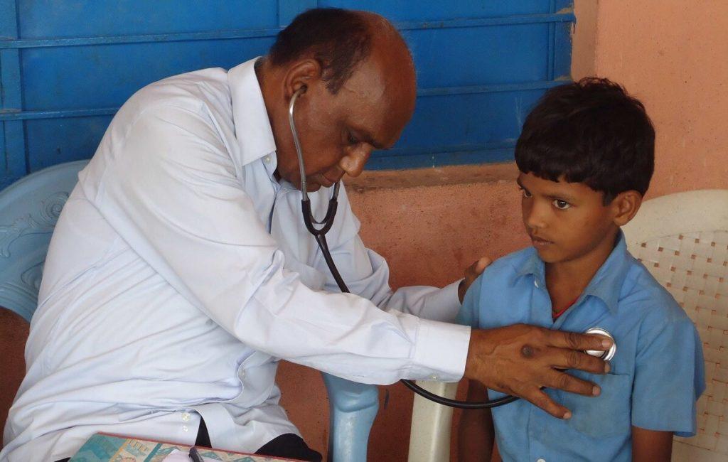 Spende gegen Kinderarbeit in Indien